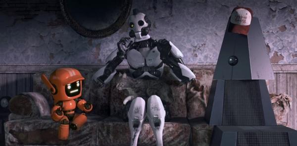 러브데스+로봇 이미지