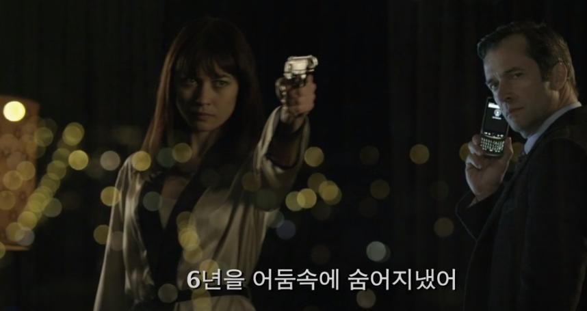 모멘텀 액션 영화 리뷰