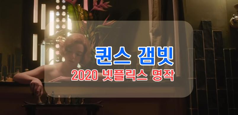 2020년 넷플릭스 명작_신작추천