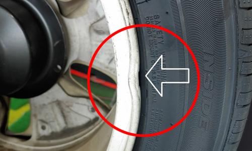 타이어뱅크 고의손상 의혹