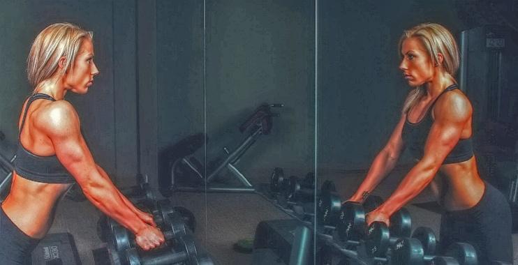 운동중독 그들은 왜?